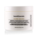 BareMinerals Bare Haven Essential Moisturizing Soft Cream - Normal To Dry Skin Types (Salon Size)