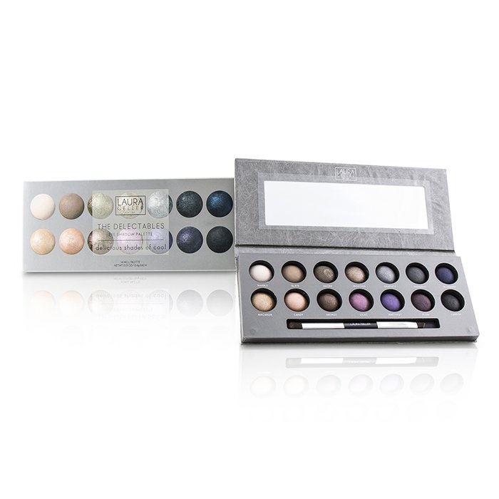 Laura Geller The Delectables Eye Shadow Palette - # Delicious Shades Of Cool