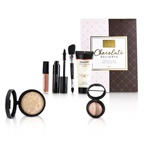 Laura Geller Chocolate Delights 6 Piece Full Size Face Collection - # Fair