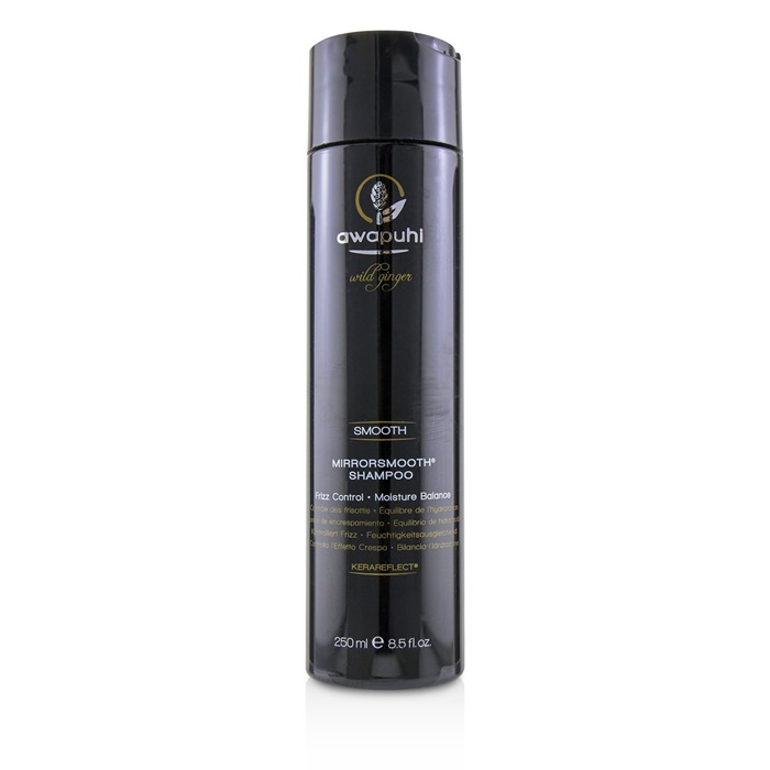 Paul Mitchell Awapuhi Wild Ginger Smooth Mirrorsmooth Shampoo (Frizz Control - Moisture Balance)