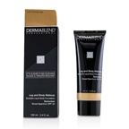 Dermablend Leg and Body Makeup Buildable Liquid Body Foundation Broad Spectrum SPF 25 - #Light Natural 20N (Box Slightly Damaged)