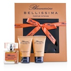 Blumarine Bellissima Coffret: EDP Intense Spray 30ml/1oz +My Body Lotion 30ml/1oz +Bath Gel 30ml/1oz
