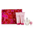 Elizabeth Arden Pretty Coffret: EDP Spray 50ml/1.7oz + Body Lotion 100ml/3.3oz + Bath & Shower Gel 100ml/3.3oz
