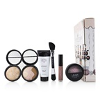 Laura Geller So Scrumptious 6 Piece Full Size Beauty Collection - # Fair (Box Slightly Damaged)