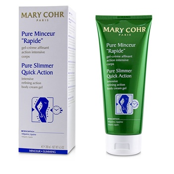 Mary Cohr Pure Slimmer Quick Action - Intensive Refininf Action Body Cream Gel