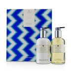Crabtree & Evelyn It's Wild Caribbean Island Wild Flowers Hand Care Duo: Ultra-Moisturising Hand Therapy 300ml + Hand Wash 300ml