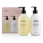 Jurlique Rose Body Duo Set: Softening Rose Shower Gel 300ml/10oz + Rose Softening Body Lotion 300ml/10oz
