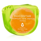 KOCOSTAR Tropical Eye Patch Unscented - Papaya (Individually packed)