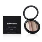 Edward Bess Natural Enhancing Eyeshadow Palette - # Earth Tones