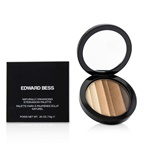 Edward Bess Natural Enhancing Eyeshadow Palette - # Sunlit Sands