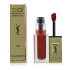 Yves Saint Laurent Tatouage Couture The Metallics - # 101 Chrome Red Clash