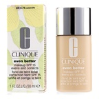 Clinique Even Better Makeup SPF15 (Dry Combination to Combination Oily) - CN 0.75 Custard