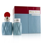 Miu Miu Miu Miu Coffret: EDP Spray 100ml/3.4oz + Perfumed Body Lotion 100ml/3.4oz