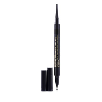 Estee Lauder Double Wear Stay In Place Waterproof Liquid Liner + Pencil - # 01 Onxy