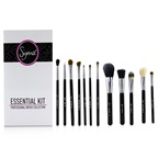 Sigma Beauty Essential Kit Professional Brush Collection - # Black