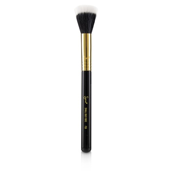 Sigma Beauty F55 Small Duo Fibre Brush - # Black/18K Gold
