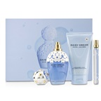 Marc Jacobs Daisy Dream Coffret: EDT Spray 100ml/3.4oz + Luminous Body Lotion 150ml/5oz + EDT Spray 10ml/0.33oz