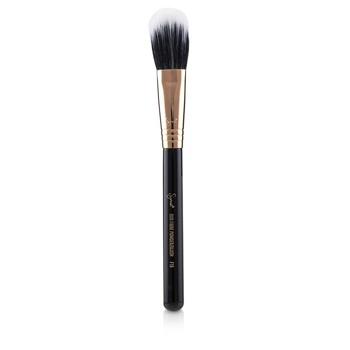 Sigma Beauty F15 Duo Fibre Powder / Blush Brush - # Copper