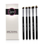 Sigma Beauty Sigmax Precision Kit Professional Brush Collection - # Black