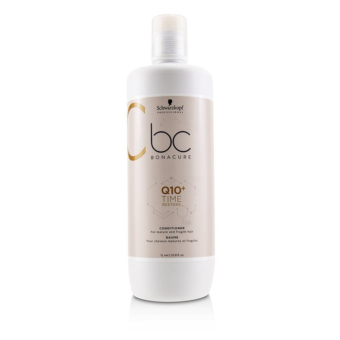 58063d94a4 Schwarzkopf BC Bonacure Q10+ Time Restore Conditioner (For Mature and  Fragile Hair). Loading zoom