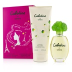 Gres Cabotine Coffret: EDT Spray 100ml/3.4oz + Perfumed Body Lotion 200ml/6.76oz
