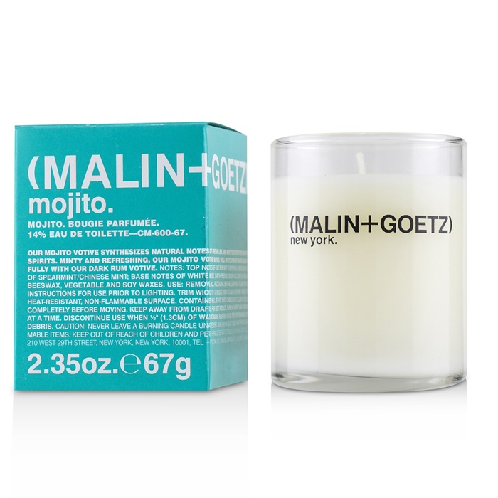 MALIN+GOETZ Scented Votive Candle - Mojito