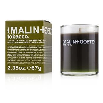 MALIN+GOETZ Scented Votive Candle - Tobacco