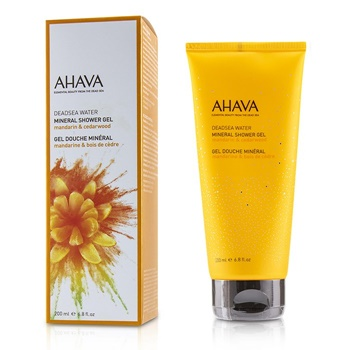 Ahava Deadsea Water Mineral Shower Gel - Mandarin & Cedarwood