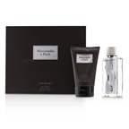 Abercrombie & Fitch First Instinct Coffret: EDT Spray 50ml/1.7oz + Hair & Body Wash 100ml/3.4oz