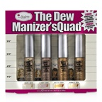 TheBalm The Dew Manizer's Quad (Liquid Highlighters)