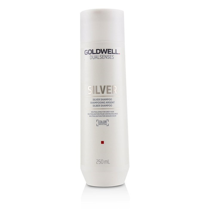 Goldwell Dual Senses Silver Shampoo (Neutralizing For Grey Hair)