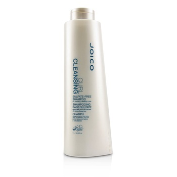 Joico Curl Cleansing Sulfate-Free Shampoo - For Bouncy, Healthy Curls (Cap)