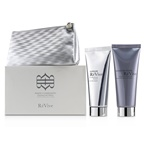 ReVive Perfect Companions Volumizing Travel Collection: Sculpting and Firming Mask 75g + Micro-Resurfacing Treatment 75g