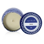 Capri Blue Printed Travel Tin Candle - Rain