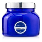 Capri Blue Blue Jar Candle  - Modern Mint