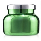 Capri Blue Metallic Green Jar Candle - Volcano