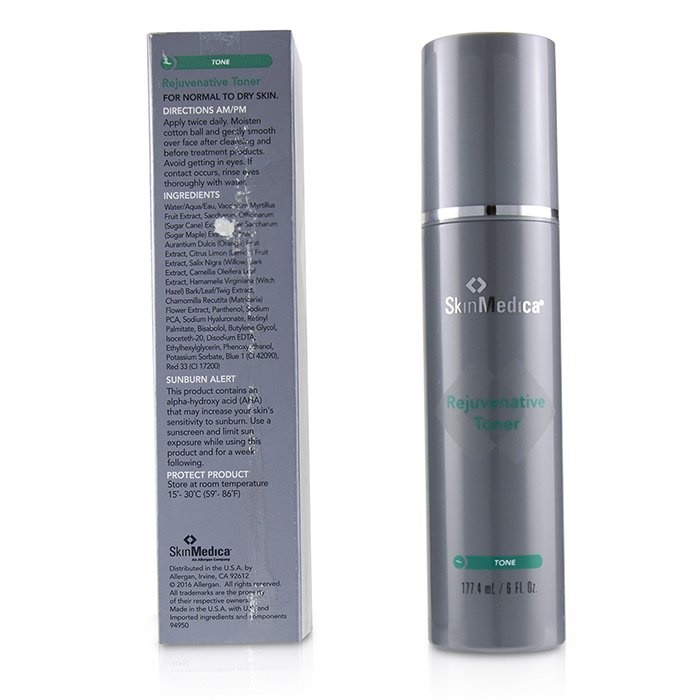 Skin Medica Rejuvenative Toner (Packaging Slightly Damaged)
