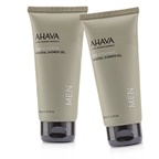 Ahava Time To Energize Mineral Shower Gel (Travel Size) Duo Pack