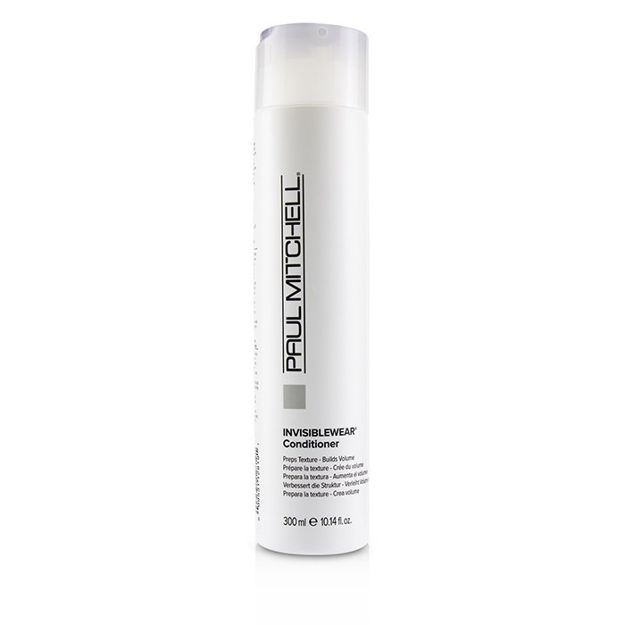 Paul Mitchell Invisiblewear Conditioner (Preps Texture - Builds Volume)