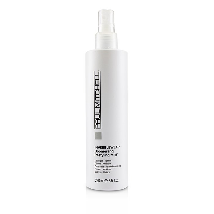 Paul Mitchell Invisiblewear Boomerang Restyling Mist (Detangles - Refines)