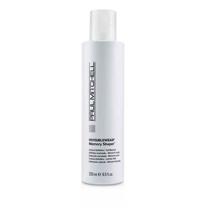 Paul Mitchell Invisiblewear Memory Shaper (Undone Definition - Soft Memory)