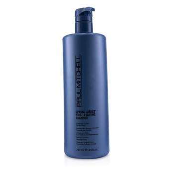 Paul Mitchell Spring Loaded Frizz-Fighting Shampoo (Cleanses Curls, Tames Frizz)