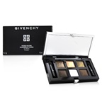 Givenchy Nudes Nacres Shimmering Nudes Eye Palette (6x Eyeshadow, 2x Applicatior)