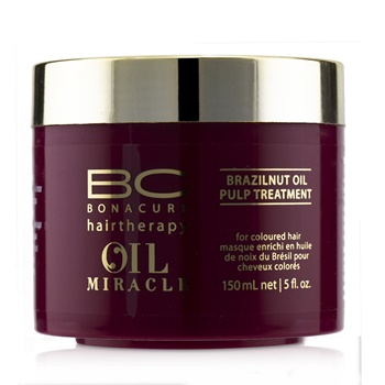 Schwarzkopf BC Bonacure Oil Miracle Brazilnut Oil Pulp Treatment (For Coloured Hair)