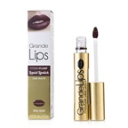 GrandeLash GrandeLIPS Plumping Liquid Lipstick (Semi Matte) - # Rebel Raisin