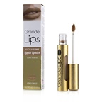 GrandeLash GrandeLIPS Plumping Liquid Lipstick (Semi Matte) - # Honey Ginger