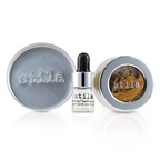 Stila Magnificent Metals Foil Finish Eye Shadow With Mini Stay All Day Liquid Eye Primer - Comex Gold (Unboxed)