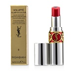 Yves Saint Laurent Volupt Plump In Colour Lip Balm - # 06 Lunatic Red (Blue Red)