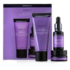 DERMAdoctor Kakadu C Vitamin C Brightening Kit: Daily Cleanser 70ml + 20% Vitamin C Serum 15ml + Eye Souffle 15ml