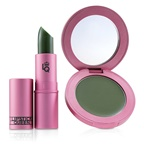 Lipstick Queen Frog Prince Lip & Cheek Set : (1x Lipstick , 1x Cream Blush)